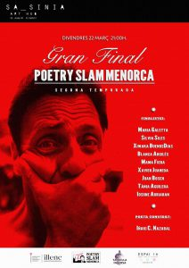 22 MARZ 2019| FINAL POETRY SLAM