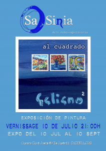 10 JUL 2019 |VERNISSAGE CHUS GALIANO